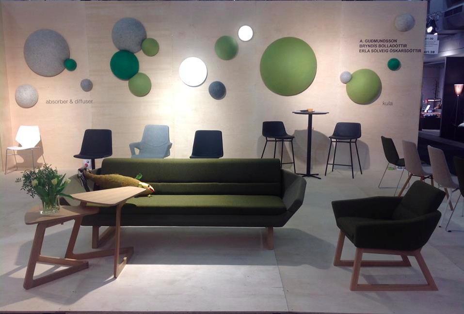 KULA at Stockholm Furniture Fair 2014
