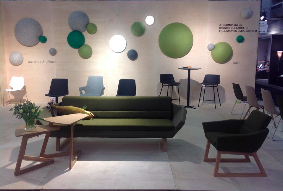 KULA at Stockholm Furniture Fair 2014